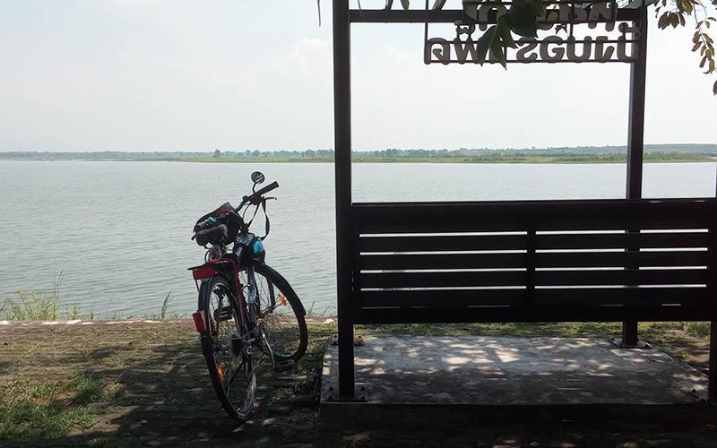 Cómo organizar el primer viaje en bicicleta
