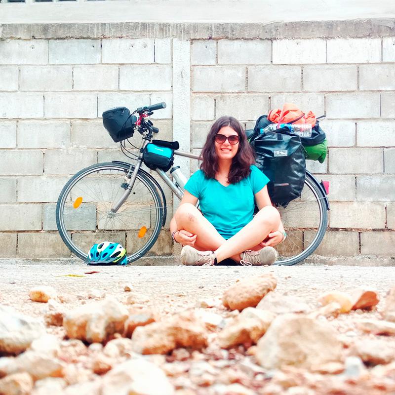 Laura en Tailandia