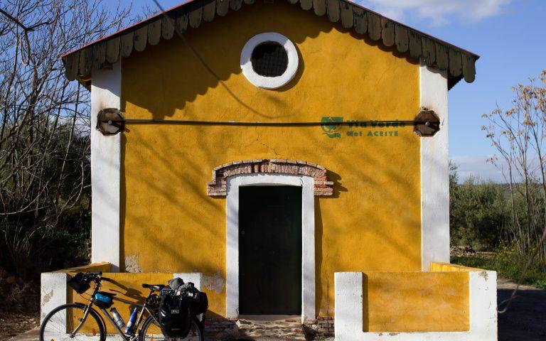 Ruta de cicloturismo por Andalucía: Jaén -Málaga
