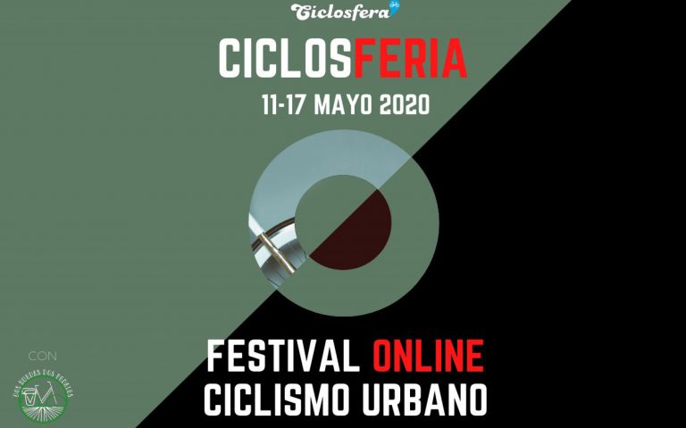 Ciclosferia: festival de ciclismo urbano online