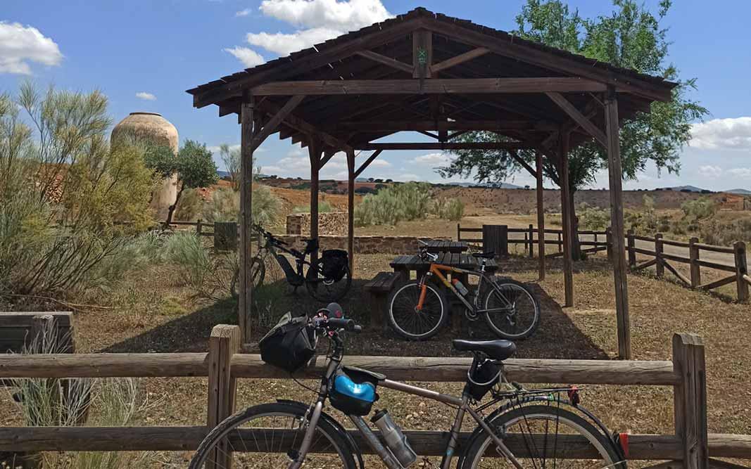 Ruta del Quijote en bicicleta