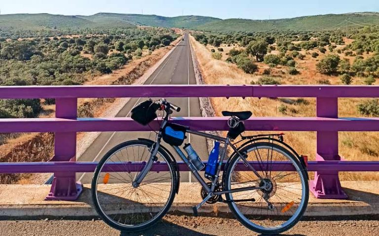 No hay nada mejor como viajar en bici