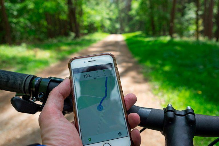 Cuatro aplicaciones útiles para cicloturismo