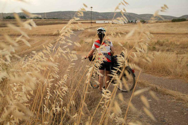 Consejos para viajar en bicicleta en tiempos de coronavirus