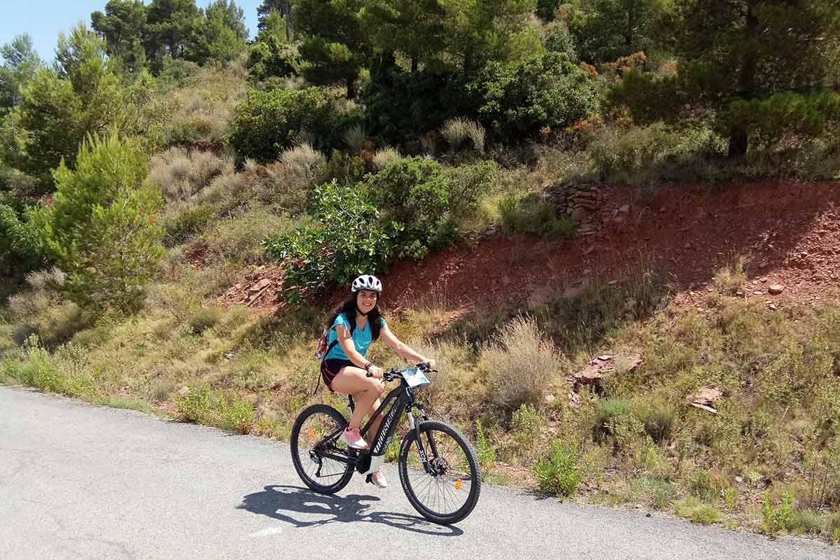 Un día en bicicleta por el interior de Valencia (en viaje organizado)