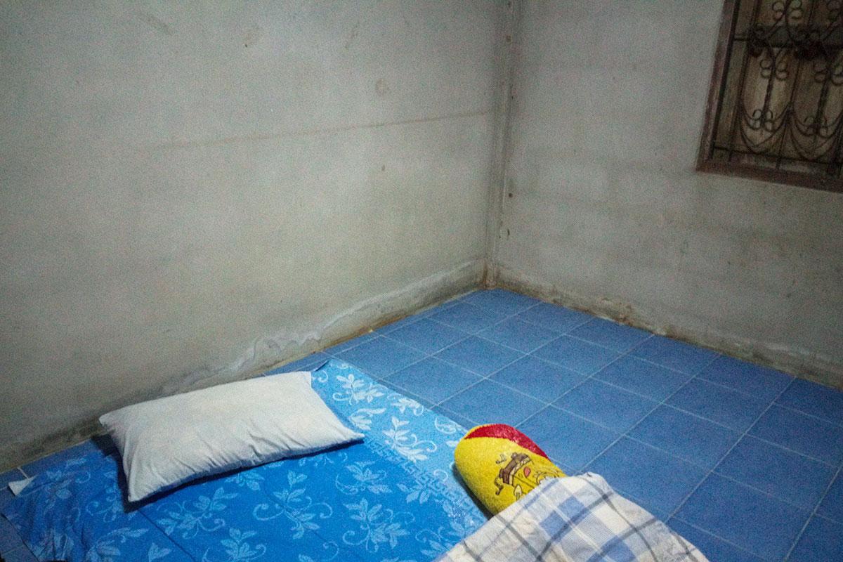 La habitación de ella.