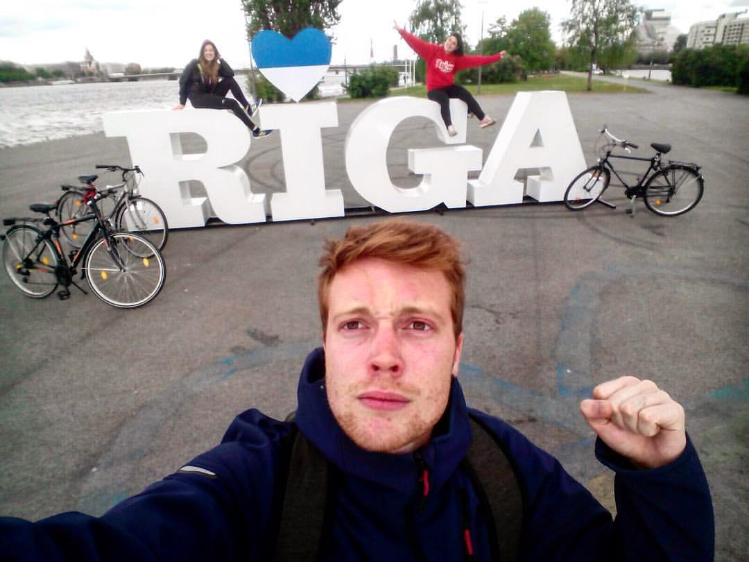 Tres aciertos de mi primer viaje en bicicleta.