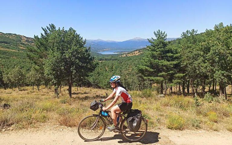 Un día en bicicleta por El Valle del Lozoya.