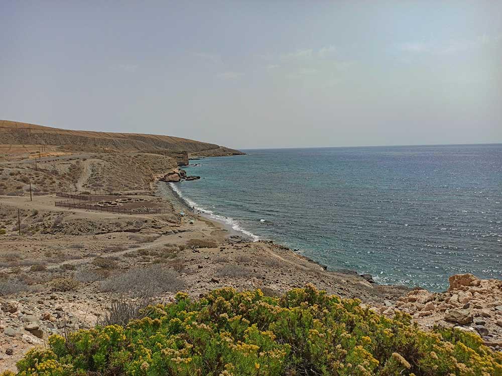 Las playas del sur de Gran Canaria.