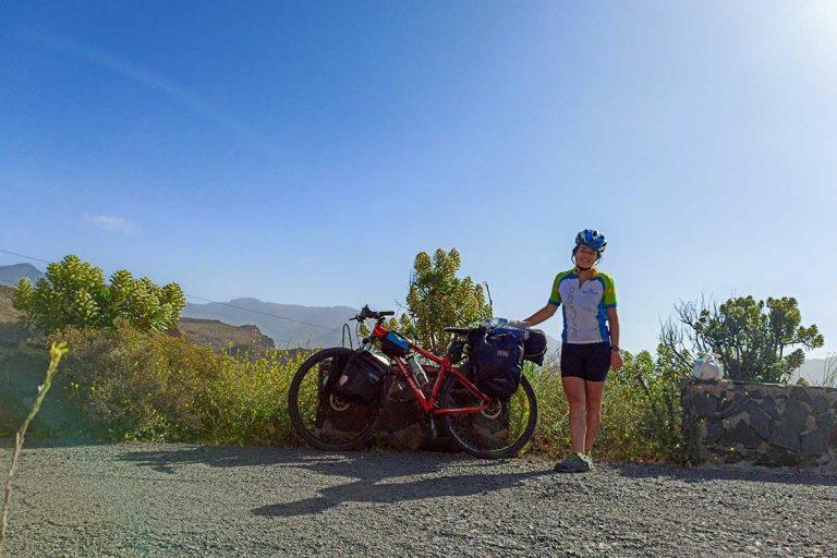 Viajar en bicicleta por Gran Canaria (parte 2)