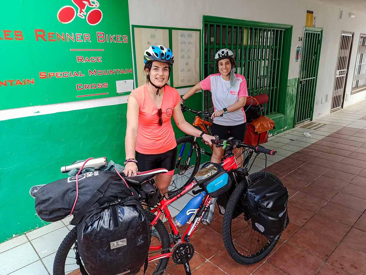 Alquiler de bicicleta en Lanzarote.