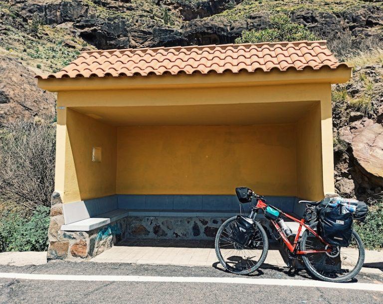 Bicicleta en transporte público