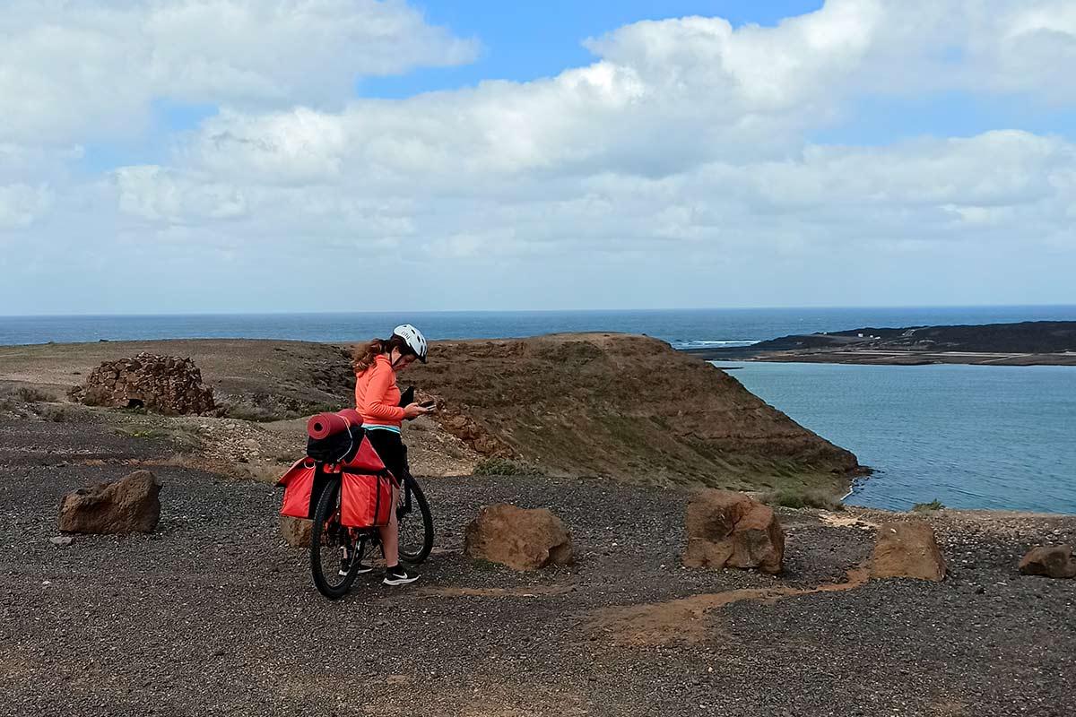 Cicloturismo por Lanzarote