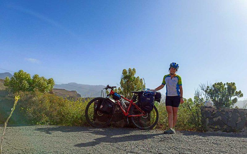 Viajar en bicicleta por Gran Canaria (parte 2).