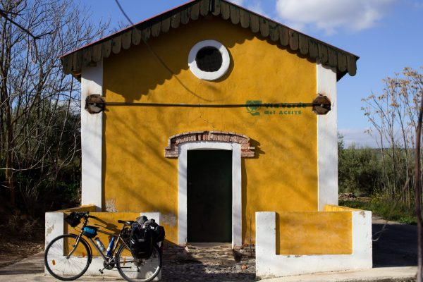 Andalucia en bicicleta